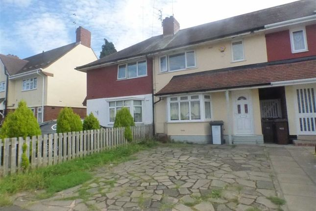 Thumbnail Terraced house to rent in St. Annes Road, Wolverhampton