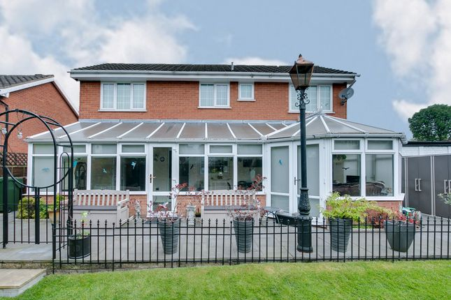 Thumbnail Detached house for sale in Milton Road, Catshill, Bromsgrove