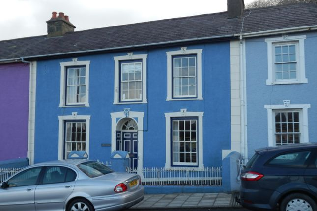 Thumbnail Town house for sale in Greenland Terrace, Aberaeron