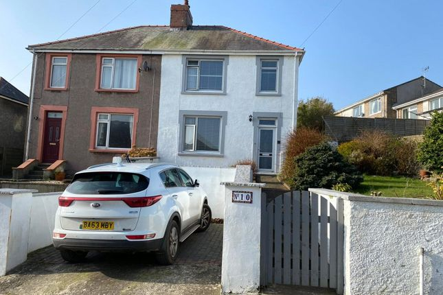 3 bed semi-detached house for sale in Chapel Street, Hakin, Milford Haven SA73