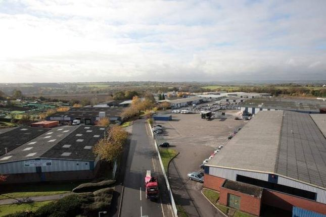 Thumbnail Light industrial to let in Amber Business Centre, Hilltop Road, Riddings