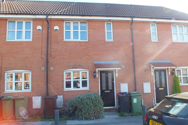Thumbnail Terraced house to rent in Shire Road, Leeds, West Yorkshire