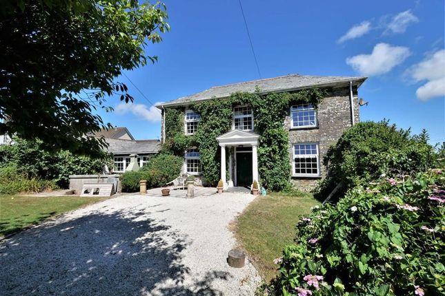 Thumbnail Detached house for sale in Penstowe Road, Kilkhampton, Bude, Cornwall