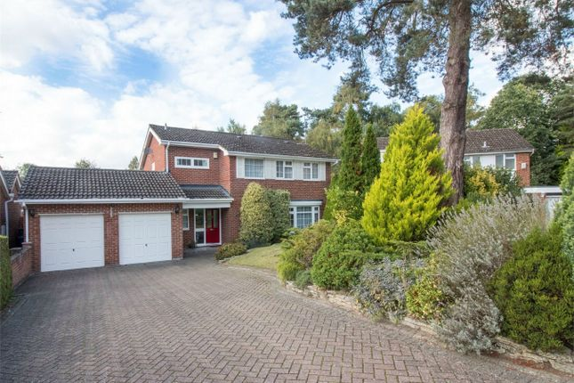 Thumbnail Detached house for sale in Dukes Mead, Fleet