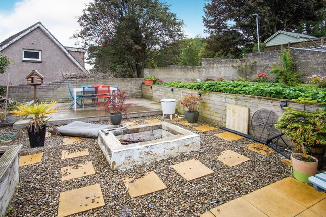 Rear Garden of Ceres Crescent, Broughty Ferry, Dundee DD5