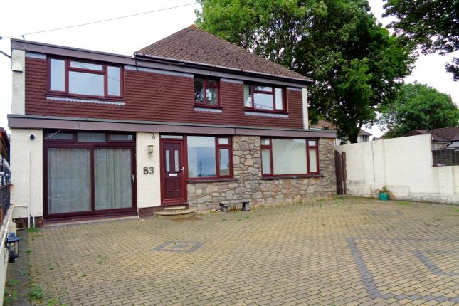 Thumbnail Detached house to rent in South Road, Sully