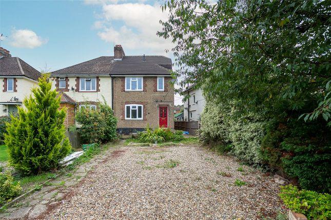 Thumbnail Semi-detached house for sale in Church Meadow, Great Gaddesden, Hemel Hempstead
