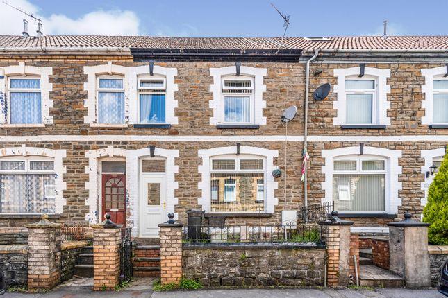 Thumbnail Terraced house for sale in Moy Road, Aberfan, Merthyr Tydfil