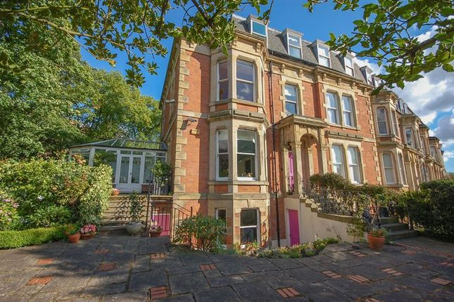 Thumbnail Terraced house for sale in Fernwood Road, Jesmond, Newcastle Upon Tyne