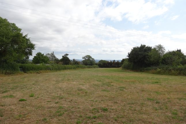 Thumbnail Land for sale in Development Site For 4 Detached Bungalows, Fivehead, Taunton