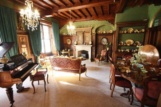 Library of The Manor House, Fir Tree Grange, Howden Le Wear, Crook DL15