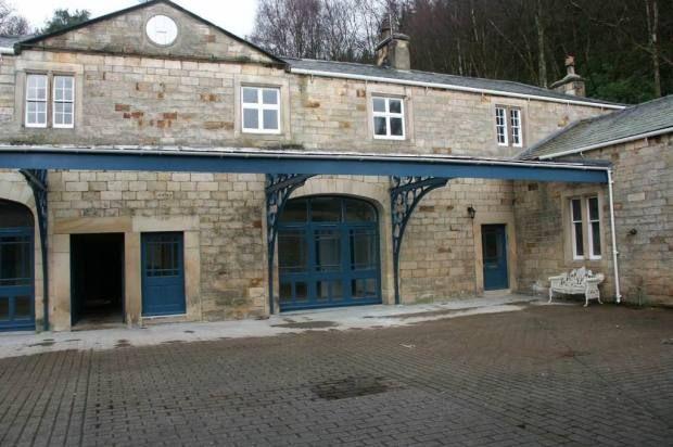 Thumbnail Flat to rent in East Coach House, Blenkinsopp Hall, Haltwhistle