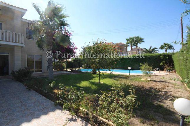 Gardens of Dhekelia, Cyprus