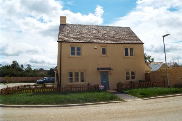 Thumbnail Property to rent in The Furrows, Bourton-On-The-Water, Cheltenham