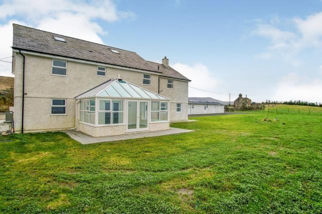 Thumbnail Detached house for sale in Rhosgadfan, Caernarfon, Gwynedd