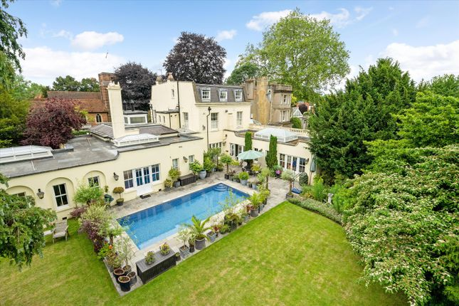 Detached house for sale in The Broadway, Laleham, Staines, Surrey