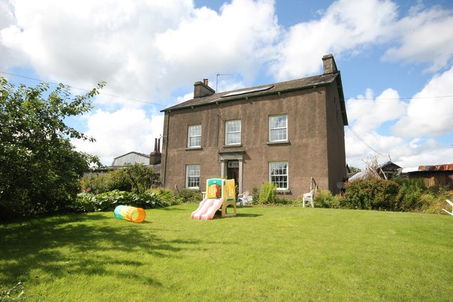 Thumbnail Farmhouse for sale in Crosthwaite, Kendal