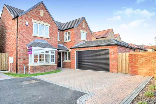 Thumbnail Detached house for sale in Wentworth Close, Elloughton