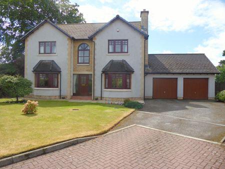 Thumbnail Detached house for sale in Brucelands, Elgin