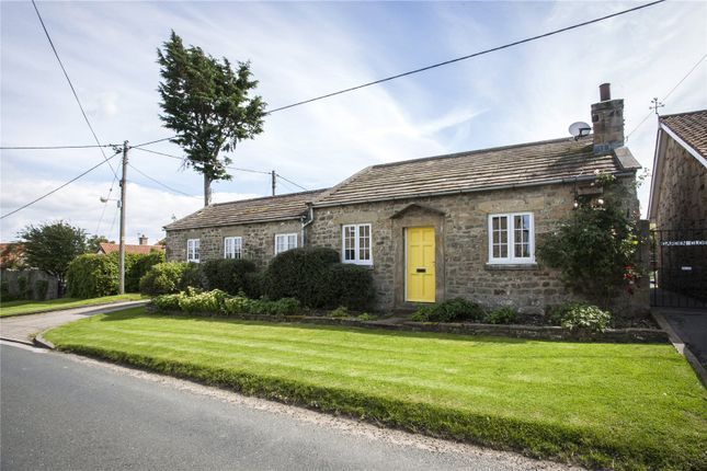 2 bed bungalow for sale in Newsham, Richmond, North Yorkshire DL11