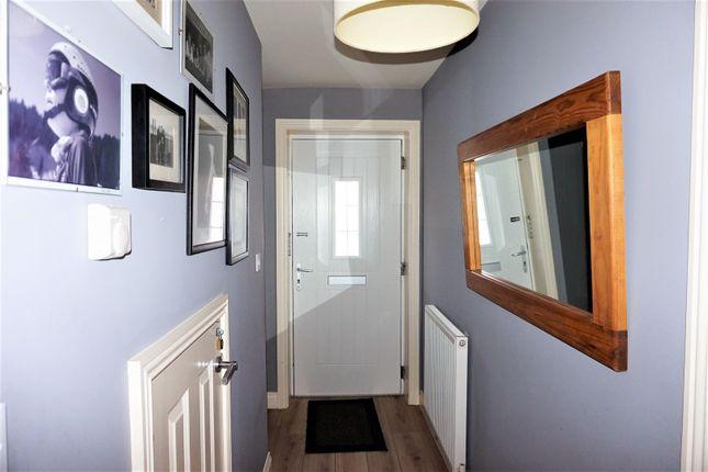 Hallway of Talisker Walk, Filey YO14