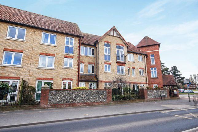 Thumbnail Flat for sale in Hanbury Court, Thetford, Norfolk