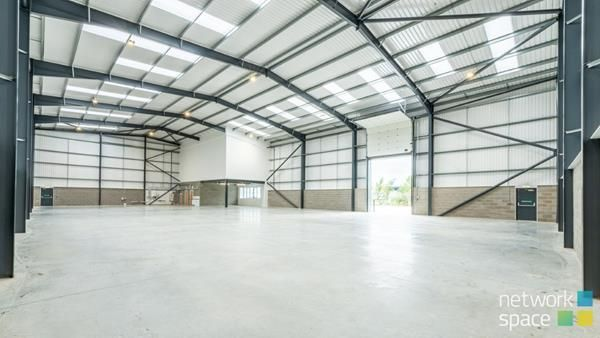 Thumbnail Light industrial to let in Plot 5d, Ashroyd Business Park, M1, Barnsley