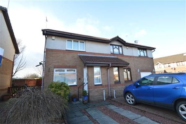 Thumbnail Semi-detached house for sale in Duntreath Drive, Drumchapel, Glasgow