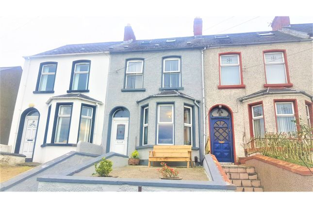 Thumbnail Terraced house for sale in Dunfield Terrace, Londonderry