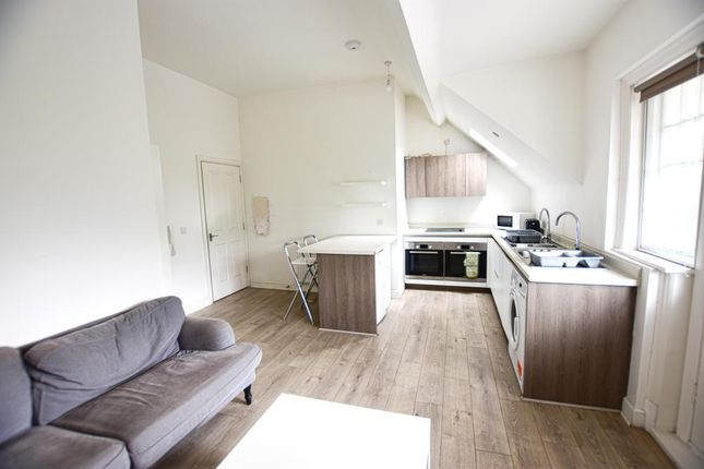 Thumbnail Flat to rent in London Road, Leicester, Leicestershire