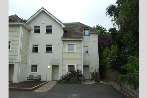 Thumbnail Town house to rent in Panorama Road, Sandbanks, Poole