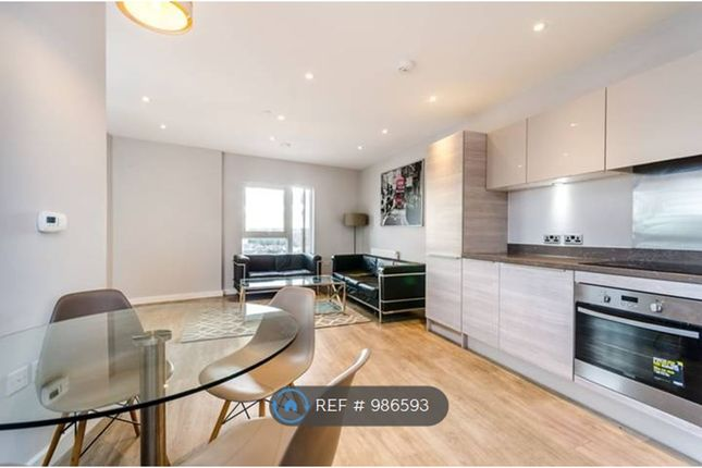Thumbnail Flat to rent in Wandle Road, Croydon