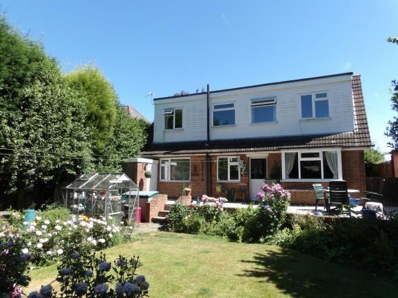 Thumbnail Detached house for sale in Nanpantan Road, Nanpantan, Loughborough, Leicestershire