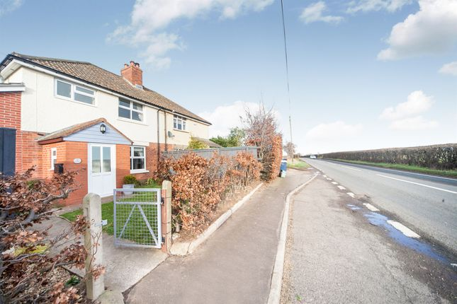 Thumbnail Semi-detached house for sale in Main Road, East Lyng, Taunton