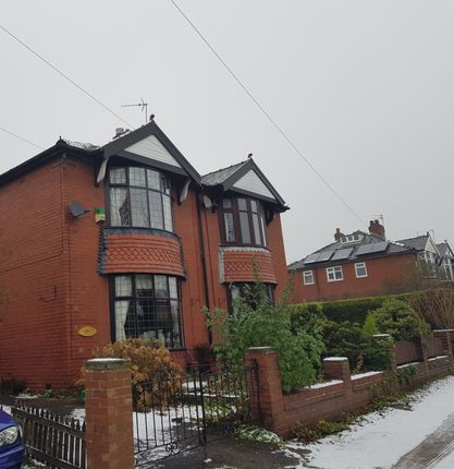 Thumbnail Semi-detached house to rent in Heights Lane, Chadderton