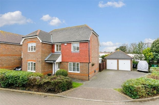 Thumbnail Detached house for sale in Maple Close, Broadstairs