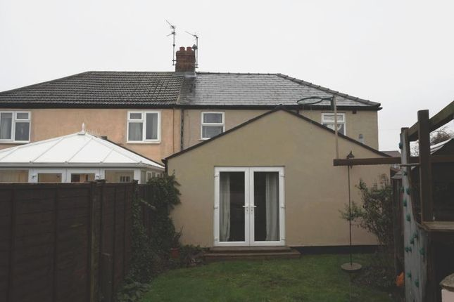 Thumbnail Terraced house for sale in Coates Road, Coates