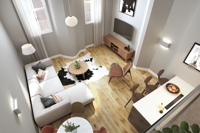 Thumbnail Flat for sale in Woolwich Common, London