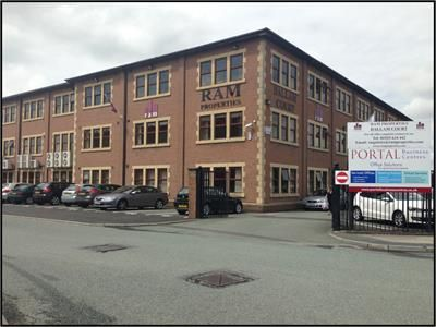 Office to let in Dallam Court, Portal Business Centre, Dallam Lane, Warrington