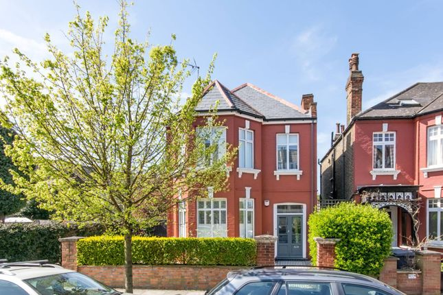 Thumbnail Detached house for sale in Hoveden Road, Mapesbury Estate
