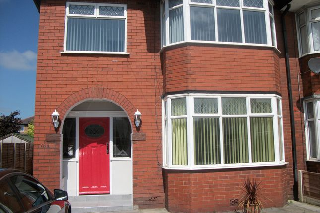 Thumbnail Semi-detached house to rent in Liverpool Road Penwortham, Preston