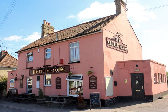 Thumbnail Pub/bar for sale in The Street, Lowestoft