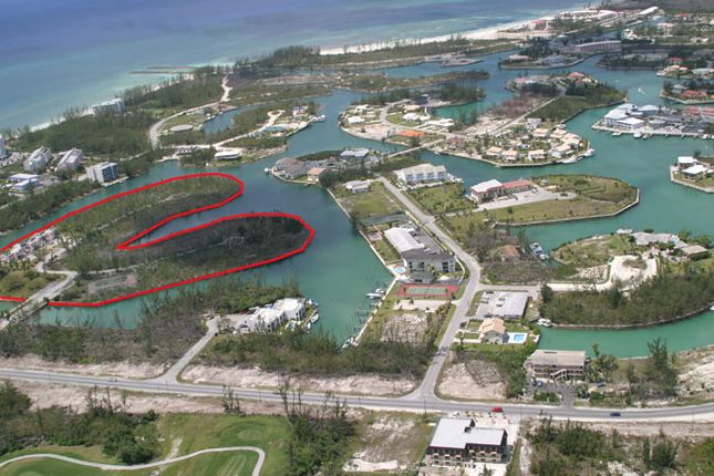Land for sale in The Bahamas