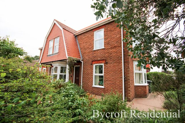 Thumbnail Detached house for sale in Beatty Road, Great Yarmouth