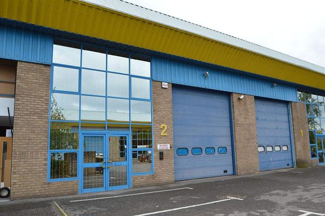 Thumbnail Warehouse to let in Unit 2, Fleetsbridge Business Centre, Poole