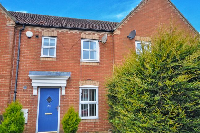 3 bed terraced house to rent in Beechbrooke, Ryhope, Sunderland