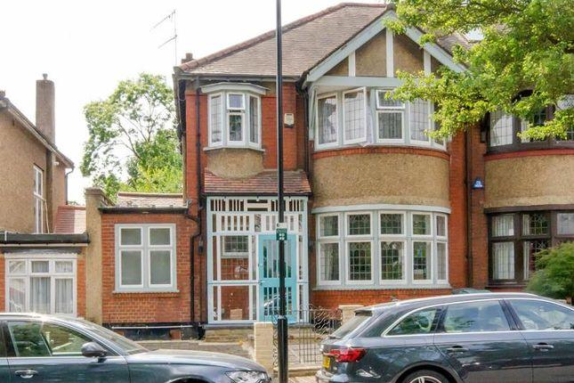Thumbnail Semi-detached house for sale in Rhodes Avenue, London