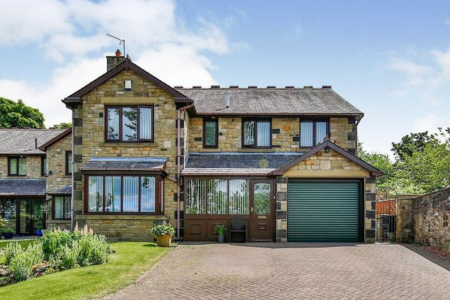 Thumbnail Detached house for sale in Moor View, Blackhill, Consett