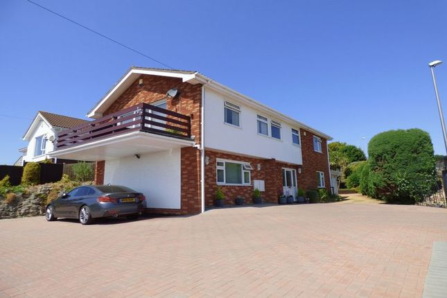 Thumbnail Detached house for sale in Spring Hill, Worle, Weston-Super-Mare