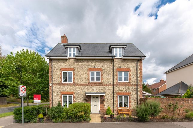 Thumbnail Detached house for sale in Chichester Road, Hellingly, Hailsham